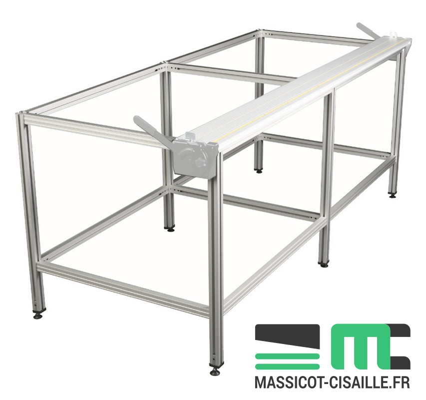 Coupeuse de support Big Bench 1100